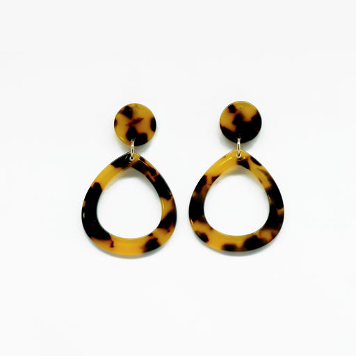 Tunique Mobutu Earrings