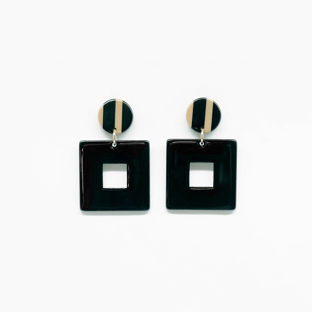 Tunique Feng Earrings