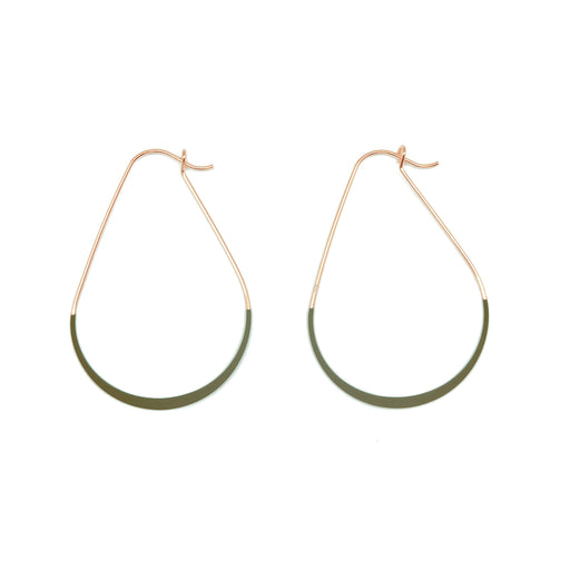 TUNIQUE Half Earrings