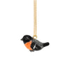 NACH BIJOUX Bird necklace gold