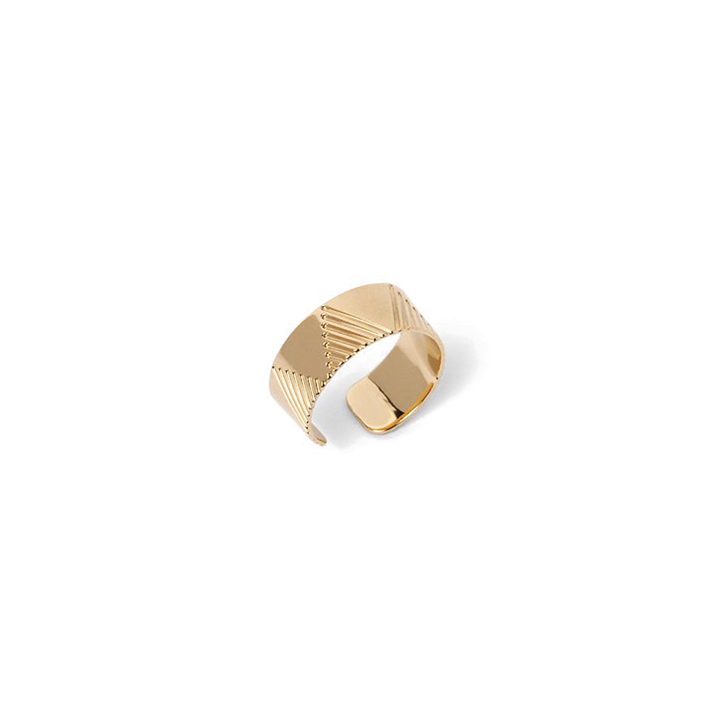 Chic Alors Tricky Ring