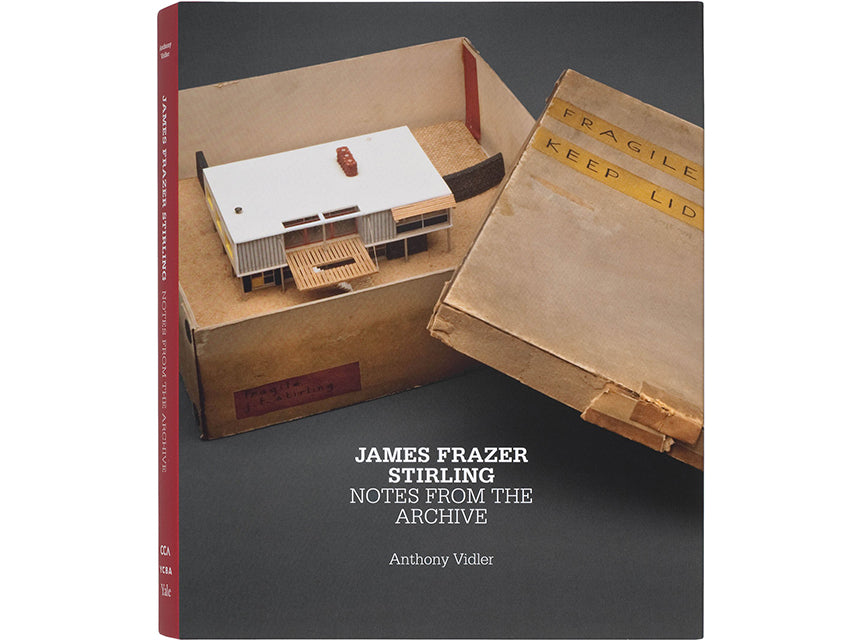 James Frazer Stirling: Notes from the Archive