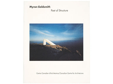 Myron Goldsmith: Poet of Structure