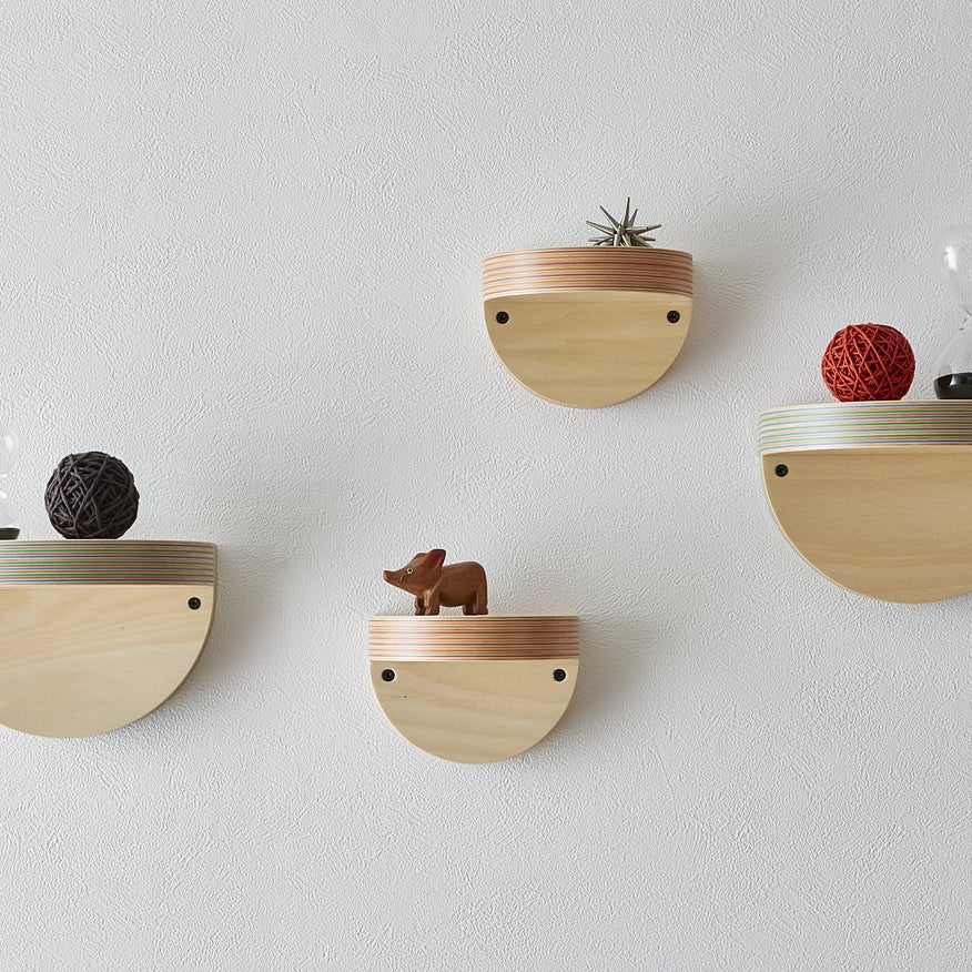 PLYWOOD laboratory - Wall Shelf Cap
