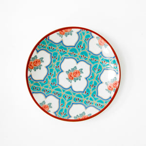 Nanyang Porcelain <br> The Peranakan Rose (16cm) </br>