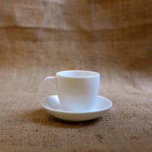 Plus Minus Zero - Espresso cup and saucer
