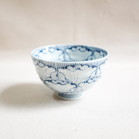 Such A Kiln |   Petal Crest Rice Bowl