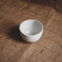 Tamba-yaki - Latte Bowl White