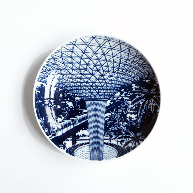 <br> Jewel Changi Airport Vortex (15cm plate)