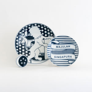 Supermama x OurSG <br> Limited Edition State Crest Set </br>