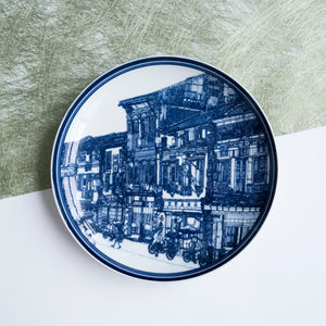 Chinatown Shophouses by Glenn Phua | Supermama and The Art Faculty