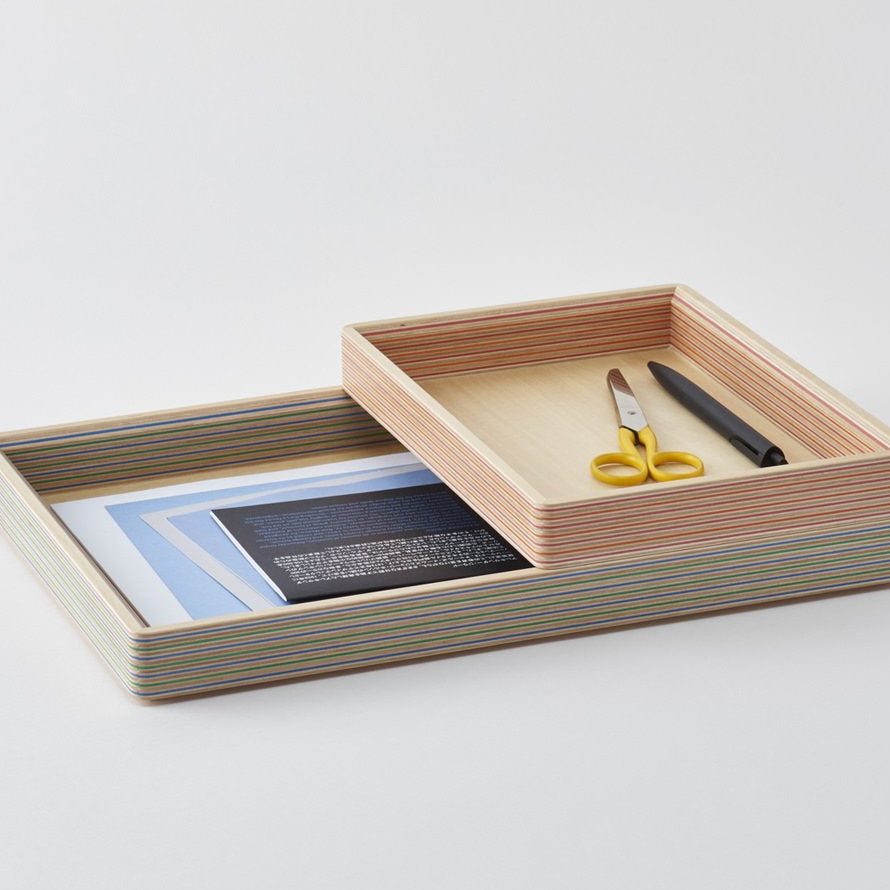 PLYWOOD laboratory - Villa Document Tray