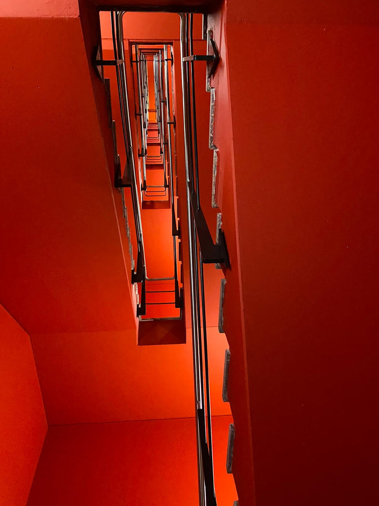 Knight Frank Staircase