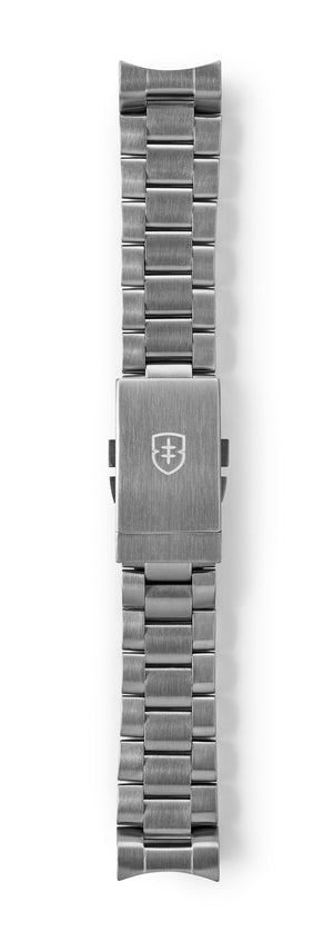 STR-B10:  Brushed Tungsten IP Bracelet for Bloxworth