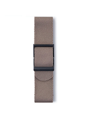 STR-N10: Desert Brown Webbing Strap
