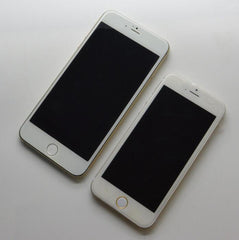 The new iPhone 6 models?