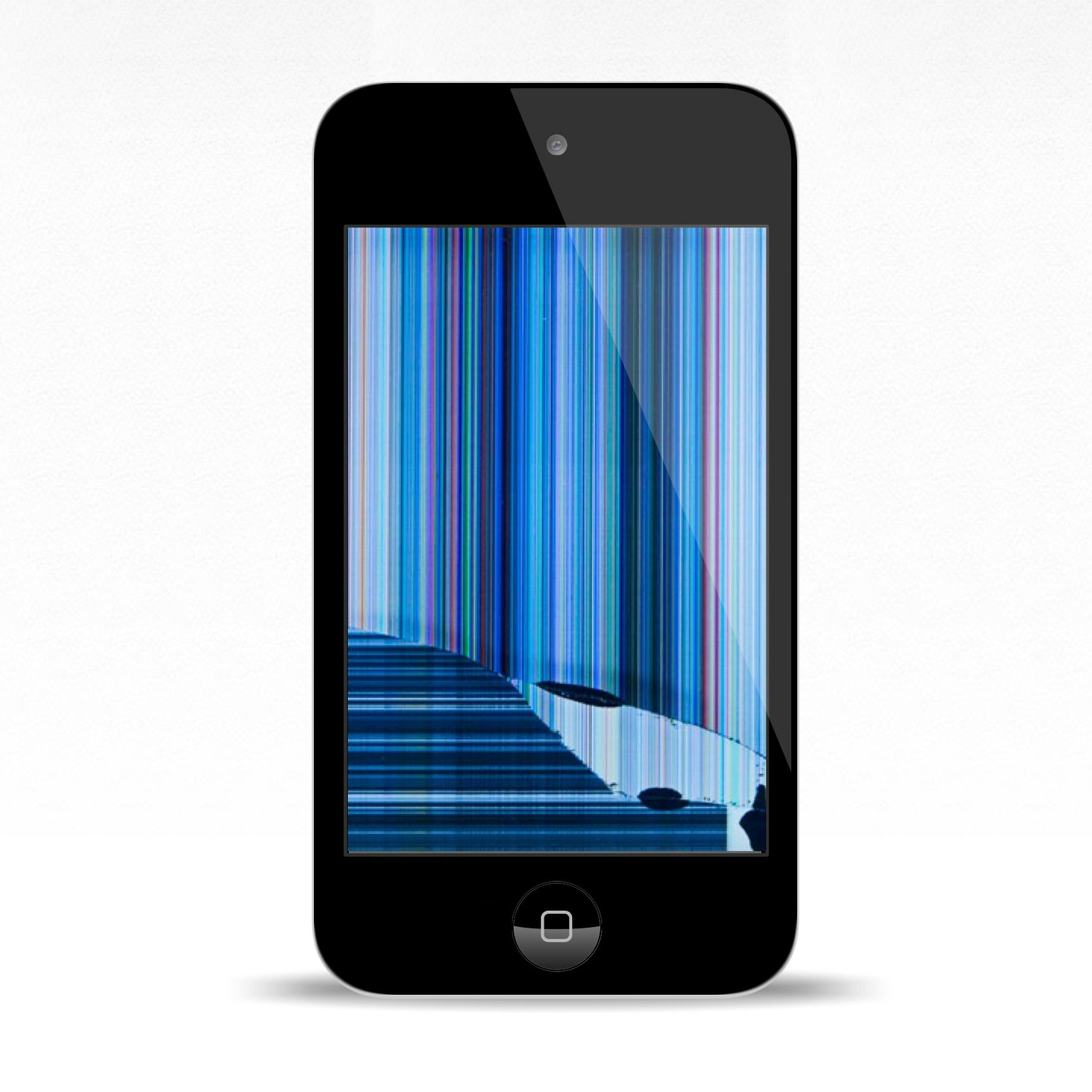 iPod Touch 4 LCD