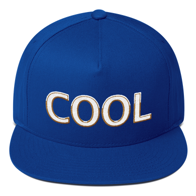 COOL Flat Bill Cap