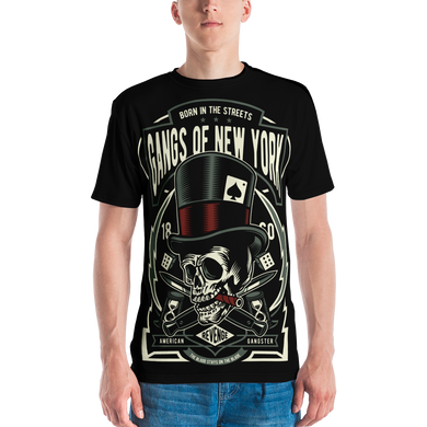 Gangs of New York Männer T-Shirt