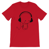 Marry Christmas Musik Mänchen T-Shirt