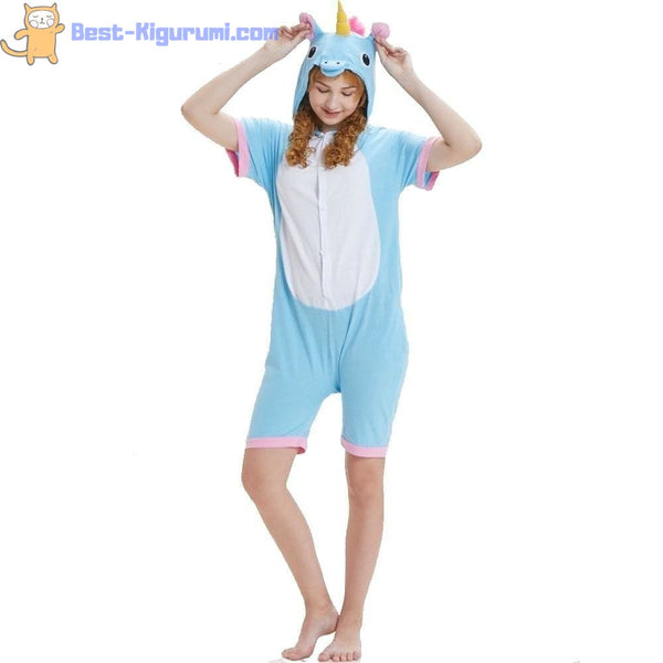 Cute Summer Onesie Pajamas for Men & Women - summer