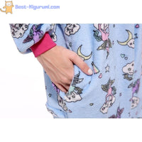 Adult Unicorn Onesie Pajamas for Women -Best Kigurumi