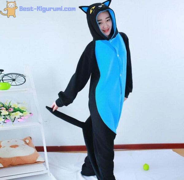 ... Black Cat Kigurumi  a9e9240cd