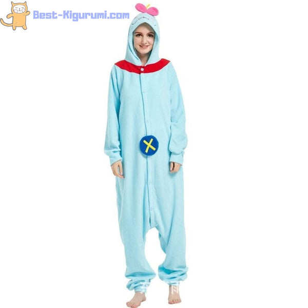 Cute Onesie for Adults | Kigurumi Style Adult Onesie Pajamas-bestkigurumi