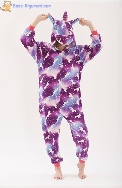 Cute Unicorn Onesie for Adults | Kigurumi Pajamas for Women -Best Kigurumi