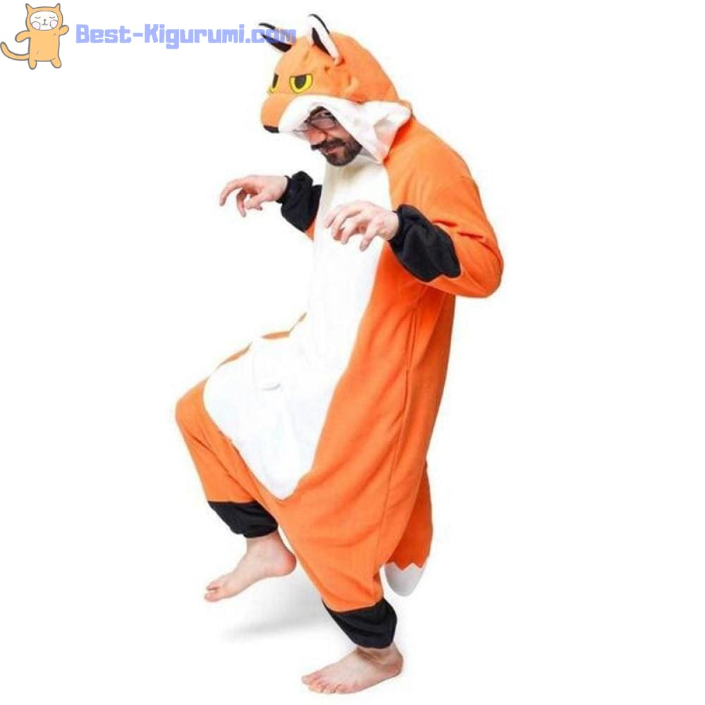 47462e9bbb1c Fox Onesie for Adults
