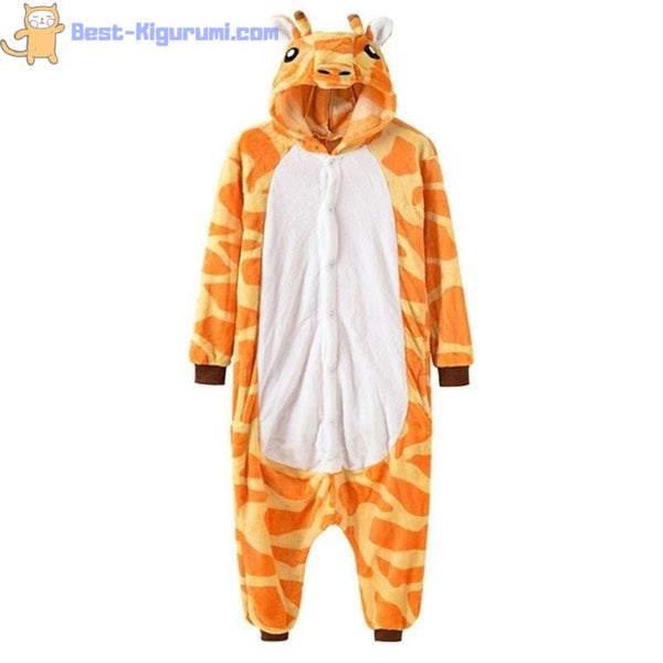 Giraffe Onesie for Adults | Kigurumis for Women and Men-best kigurumi