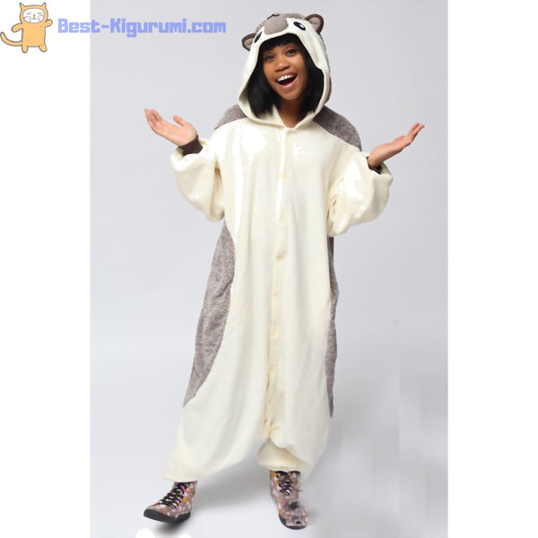 Hedgehog Costume for Adults | Kigurumi Style Adult Onesie Pajamas-bestkigurumi