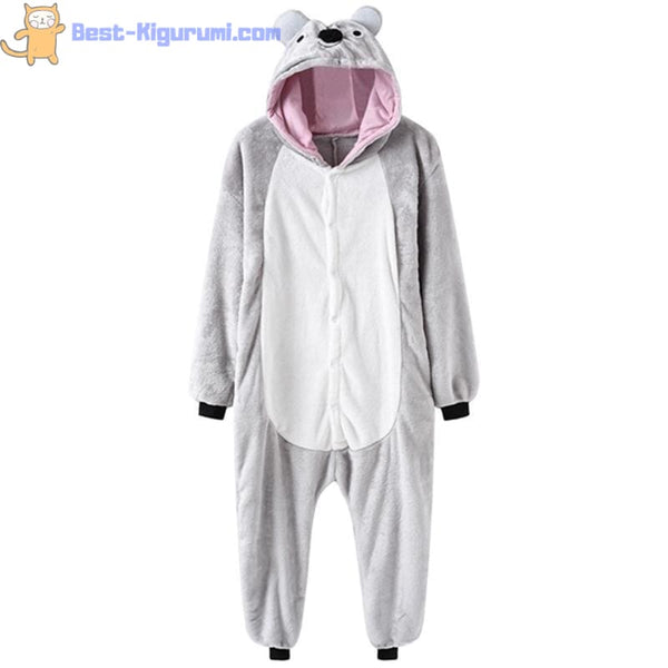 Koala Onesie for Adults | Kigurumi Pajamas for Men & Women-best kigurumi