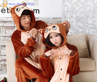 Monkey Onesie for Adults | Kigurumi Style Adult Onesie Pajamas-bestkigurumi
