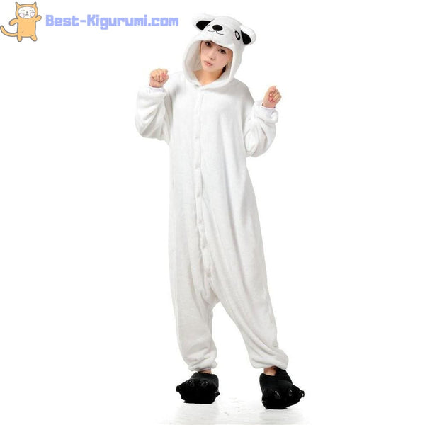 Polar Bear Onesie for Adults | Kigurumi Pajamas