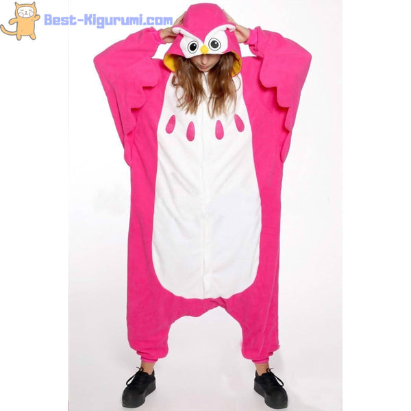 Adult Owl Onesie | Kigurumi Onesies for Women or Men-bestkigurumi