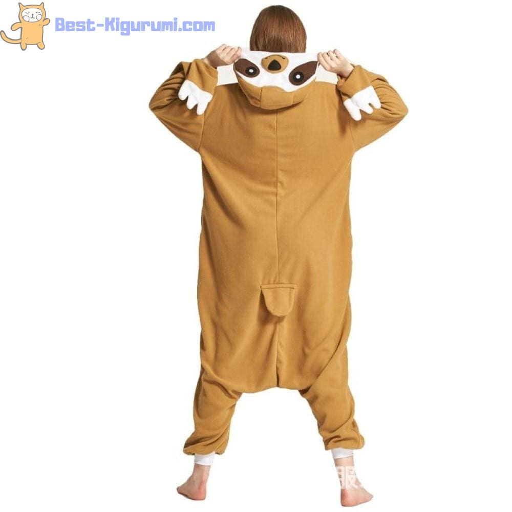 47fd524ac799 Sloth Onesie for Adults