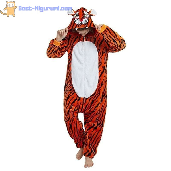 Tiger Onesie for Men & Women | Adult Kigurumis -Best Kigurumi