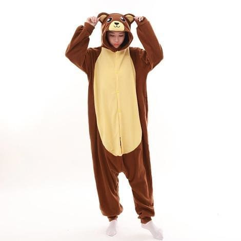 Bear onesies for men
