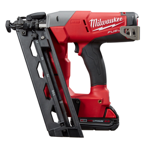 M18 FUEL™ 16ga. Angled Finish Nailer Kit