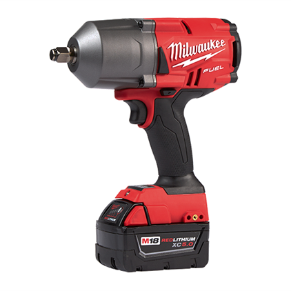 "M18 FUEL™ High Torque ½"" Impact Wrench w/ Friction Ring Kit"