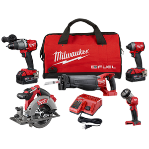 M18 FUEL 5 Power Tool Combo Kit