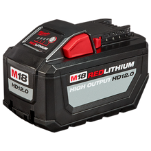 Load image into Gallery viewer, M18 REDLITHIUM™ HIGH OUTPUT™ HD12.0 Battery Pack