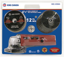 "Load image into Gallery viewer, 4-1/2"" Angle Disc Grinder"