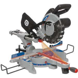 "10"" Sliding Compound Miter Saw w/ Twin Laser"