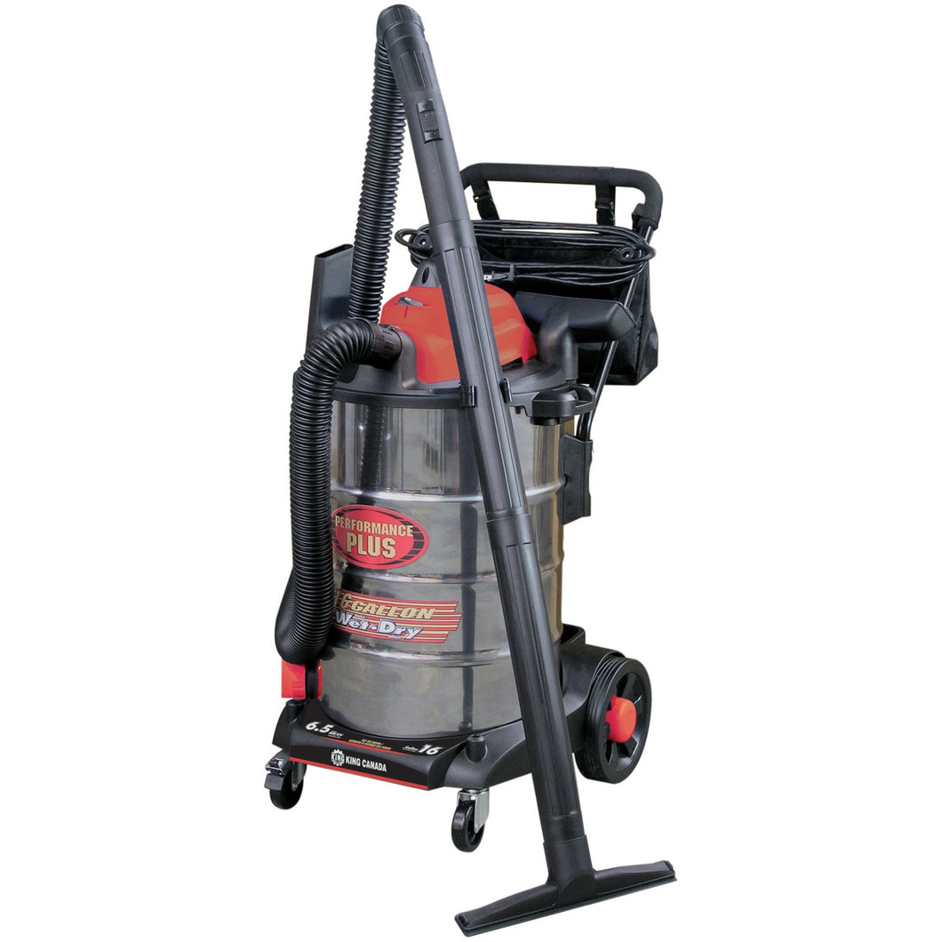 16 Gallon Wet Dry Vacuum
