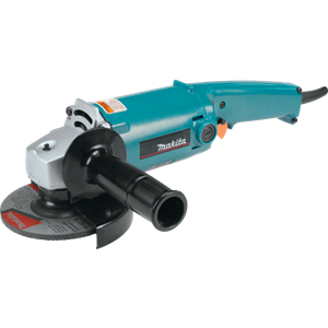 "5"" Angle Grinder, with AC/DC Switch"