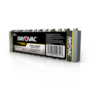 9v Batteries Pack of 6