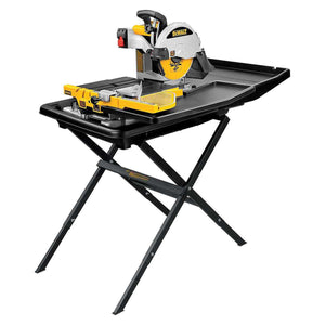 "10"" Wet Tile Saw w/ Stand"