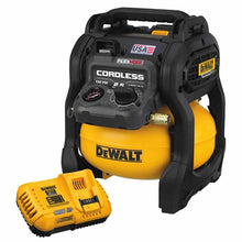 Load image into Gallery viewer, FLEXVOLT® 60V MAX* 2.5 Gallon Cordless Air Compressor Kit